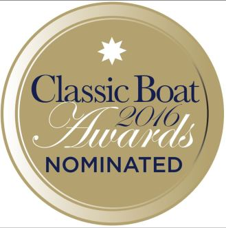 Classic Boat Awards 2016 Nominated