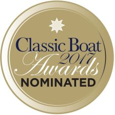 Classic Boat Awards 2017 Nominated