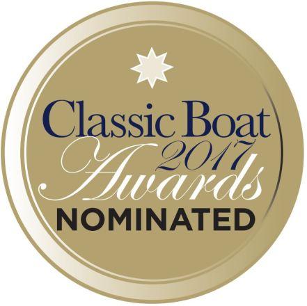 Classic Boat Awards 2017 Nominated