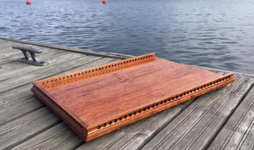 Table top for Skärgårdkryssare