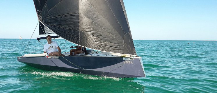 Zen plus sailing